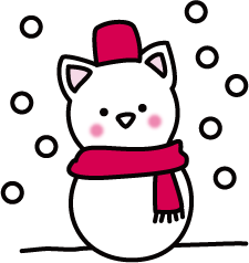 雪だるま風
