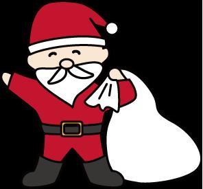 クリスマスサンタさん